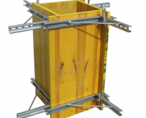 WOODEN FORMWORK AND ACCESSORIES