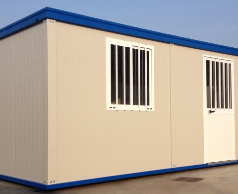 PREFABRICATED UNIT