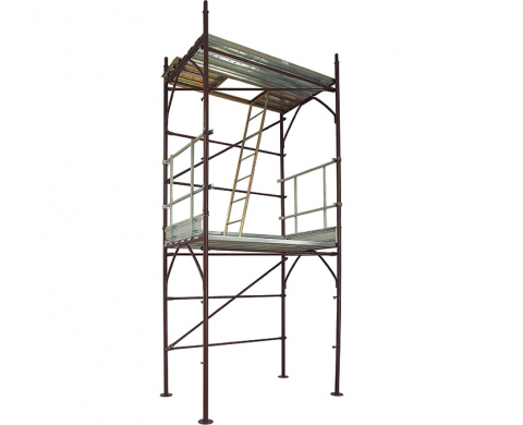 MERCURY SCAFFOLDING, WITH PINS