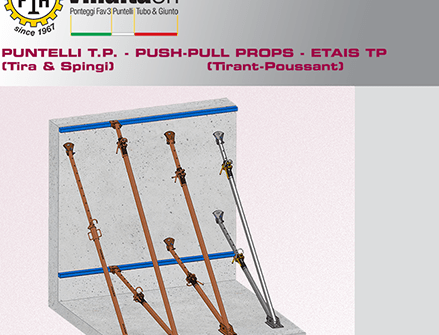 New catalogue Villalta Srl of Push-pull props is online
