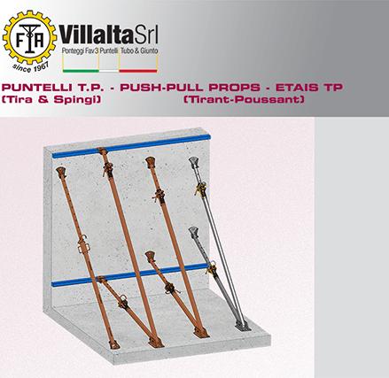 New catalogue Villalta Srl of Push-pull props is online