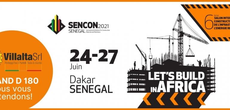 VILLALTA  SENCON 2021 - SENEGAL